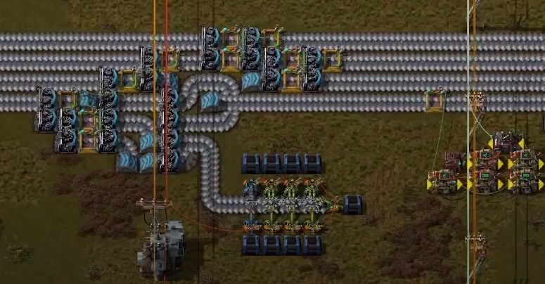 Priority Splitter made by Captain Konzept