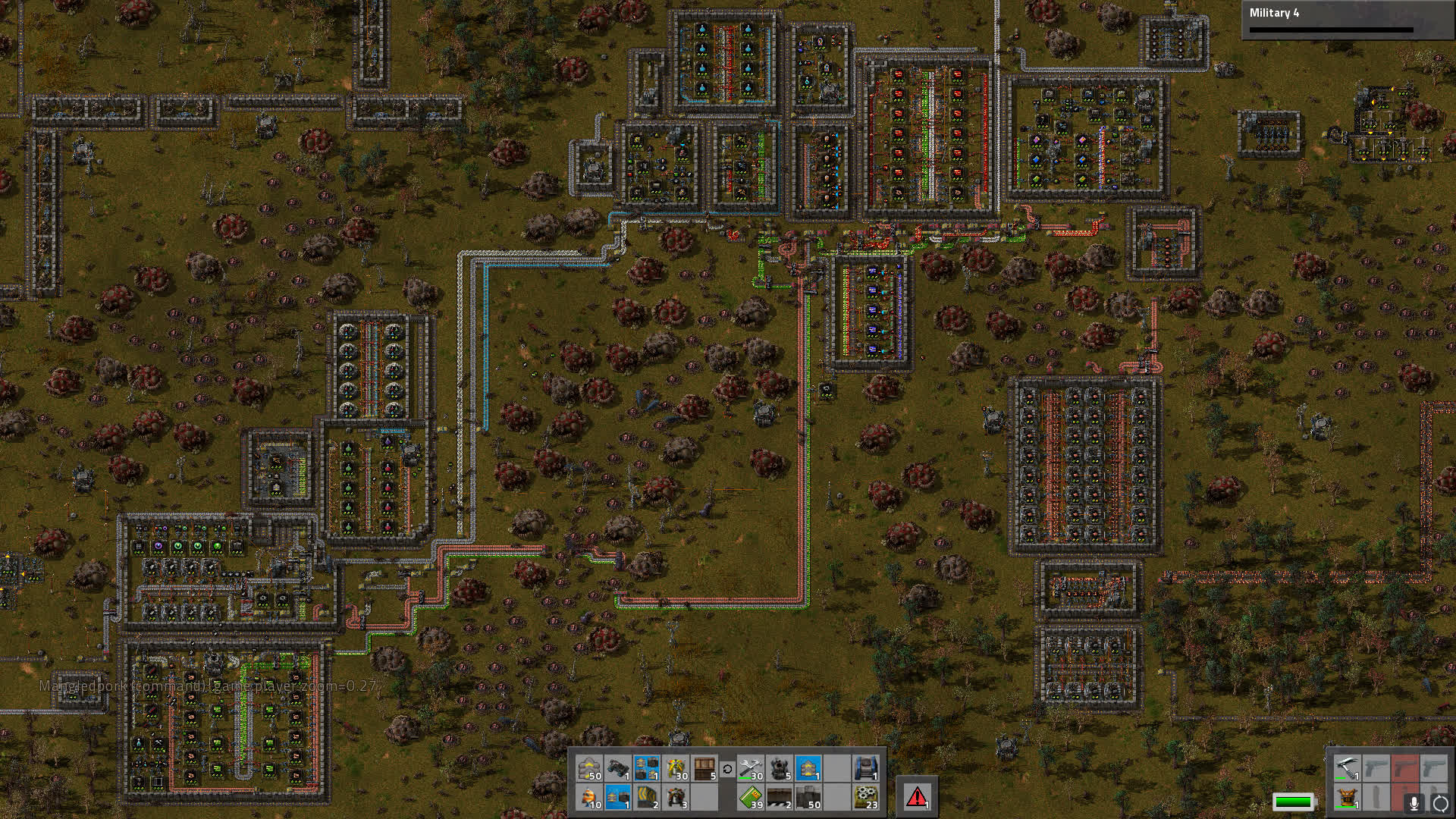 Living with Biters Base
